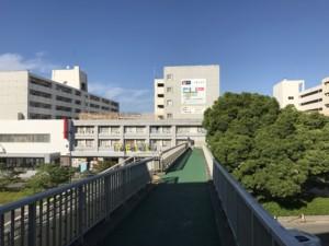 北習志野駅歩道橋
